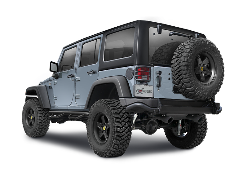 Picture of Jeep Wrangler JK Rear Bumpers