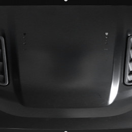 Image of a Jeep Wrangler Jeep Wrangler 2019~ JL 0009 Bonnet