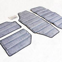 Image of a Jeep Wrangler 4 Door Hardtop HEAT Insulation Kit 4 Pieces