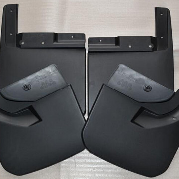 Image of a Jeep Wrangler NEW JEEP JL PARTS Jeep Wrangler 2019~ JL Mud Flaps
