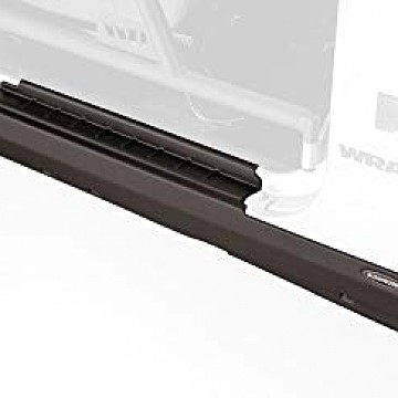 Image of a Jeep Wrangler Rock Sliders BW Style Trail Armor Rocker Panel for 2 door