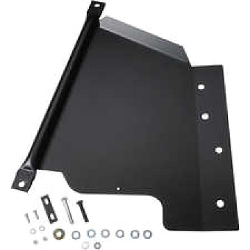 Image of a Jeep Wrangler  Transfer Case Skid Plate